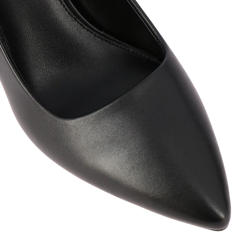 Dorothy Michael Michael Kors décolleté in leather black 4