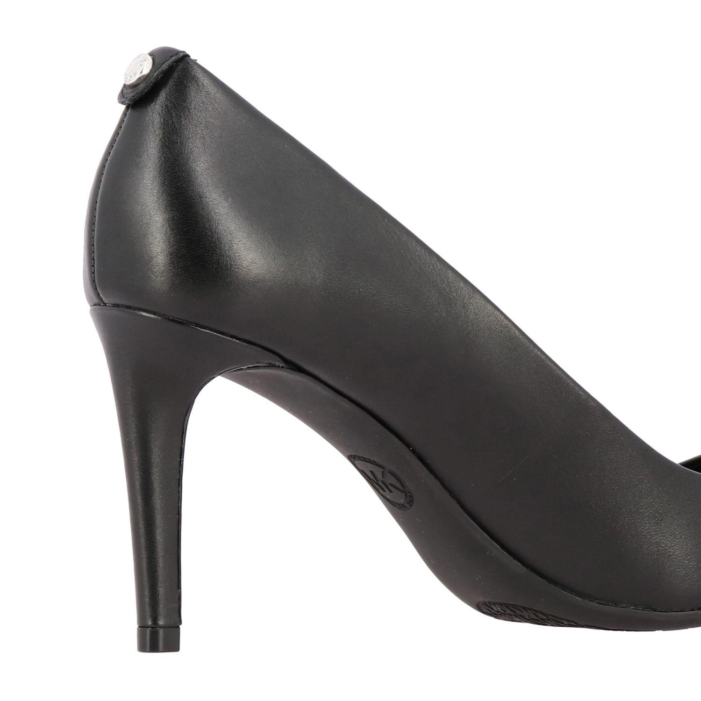 Dorothy Michael Michael Kors décolleté in leather black 5