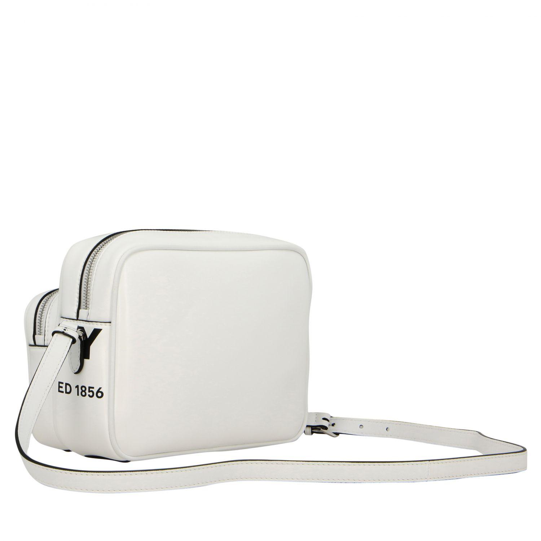 Crossbody bags Burberry: Shoulder bag women Burberry white 3