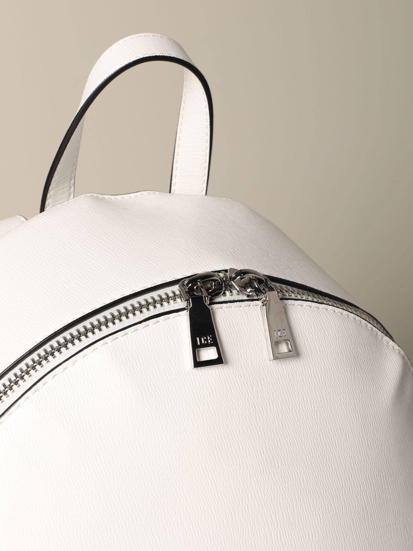 Shoulder bag women Ice Play white 3