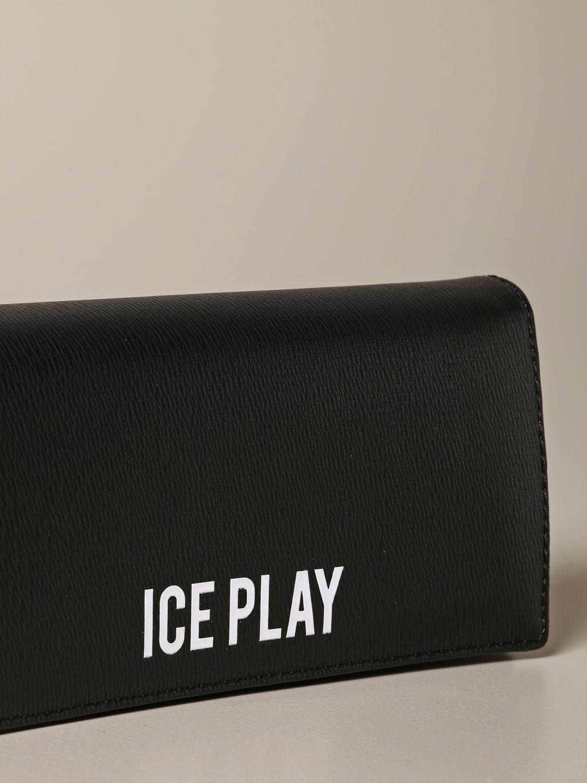 Wallet women Ice Play black 4