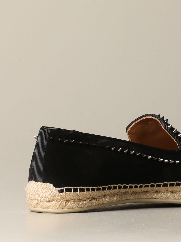 Espadrilles Christian Louboutin: Shoes men Christian Louboutin black 4