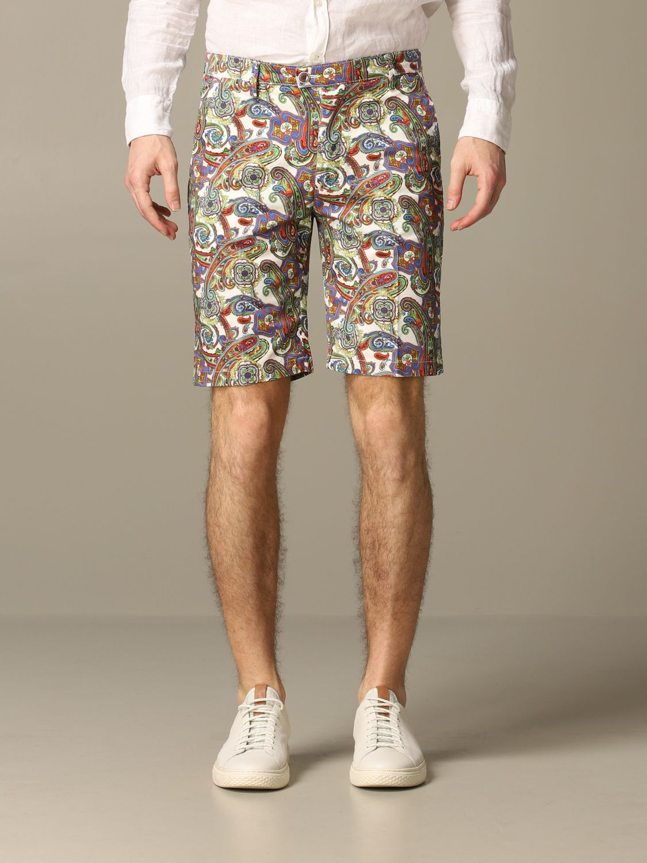 Short Baronio: Bermuda shorts men Baronio multicolor 1