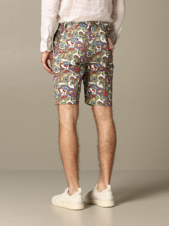 Short Baronio: Bermuda shorts men Baronio multicolor 2