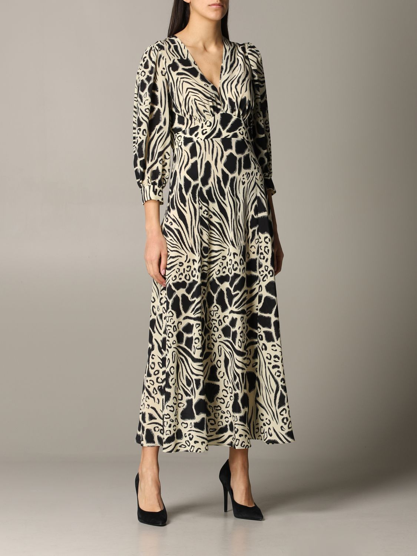 Платье Alberta Ferretti: Платье Женское Alberta Ferretti черный 1