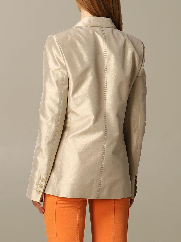 Blazer Alberta Ferretti: Blazer women Alberta Ferretti beige 2
