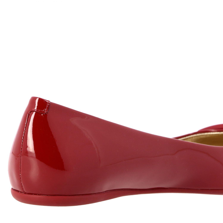 балетки Roger Vivier: Обувь Женское Roger Vivier красный 5