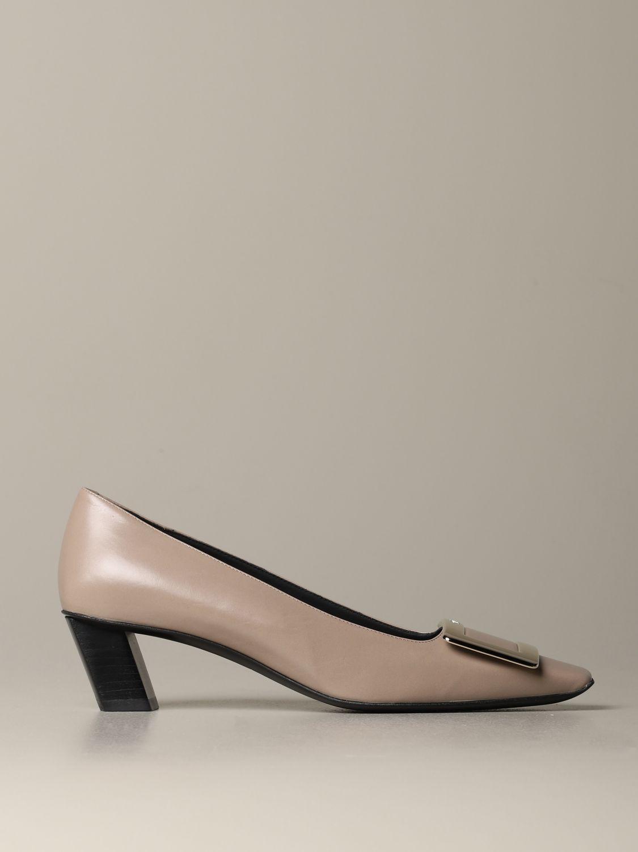 Shoes women Roger Vivier beige 1