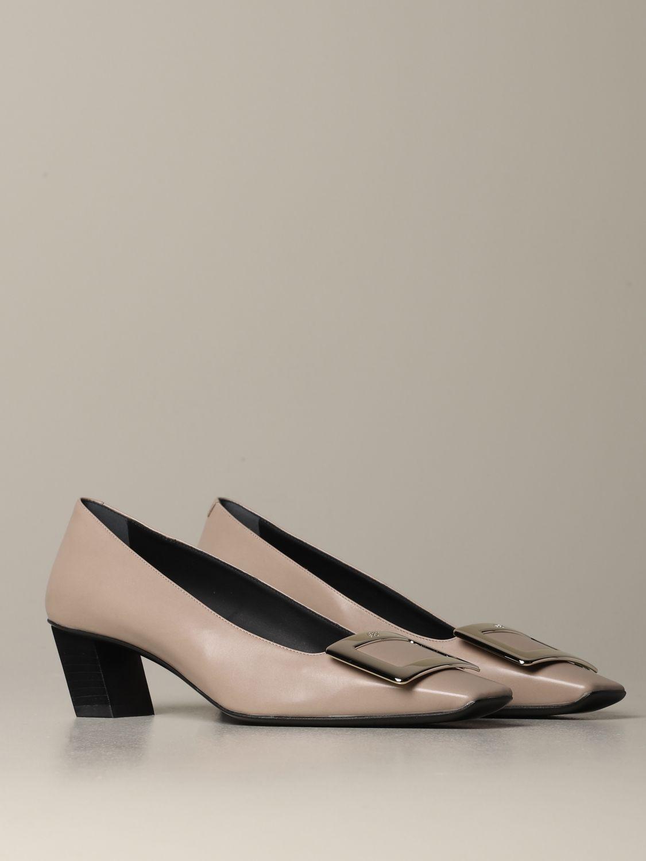 Shoes women Roger Vivier beige 2