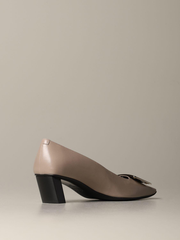 Shoes women Roger Vivier beige 4