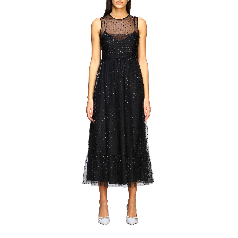 Dress women Red Valentino black 1