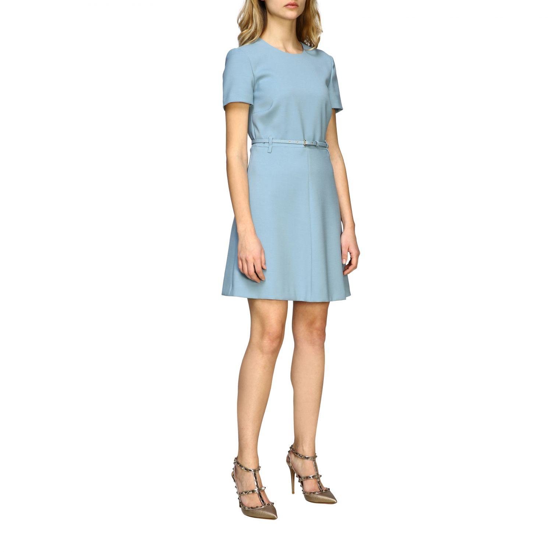 Dress women Red Valentino sky blue 1