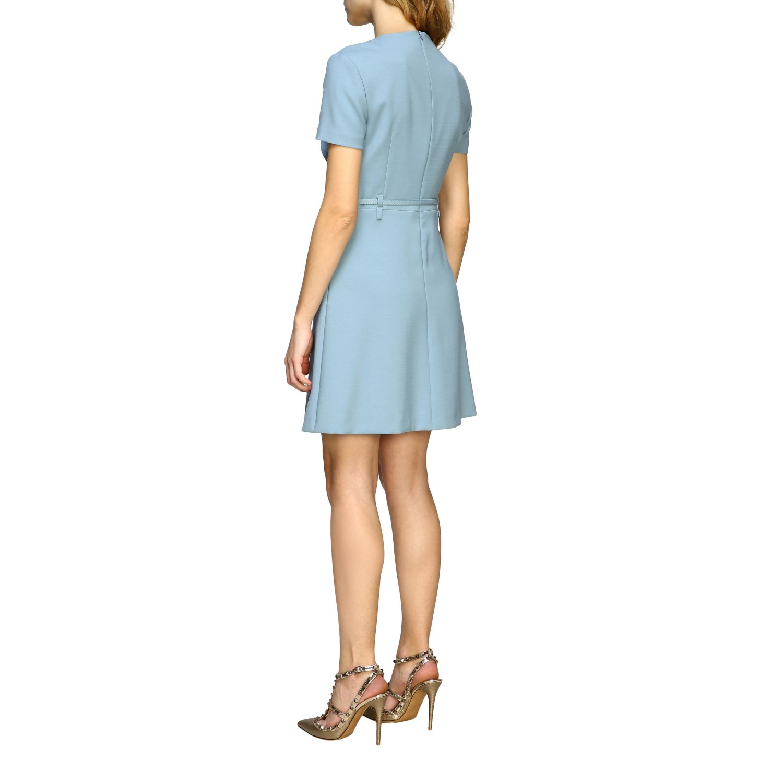 Dress women Red Valentino sky blue 2