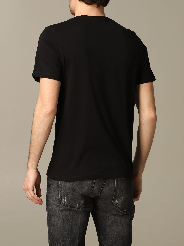 Camiseta hombre Frankie Morello negro 2