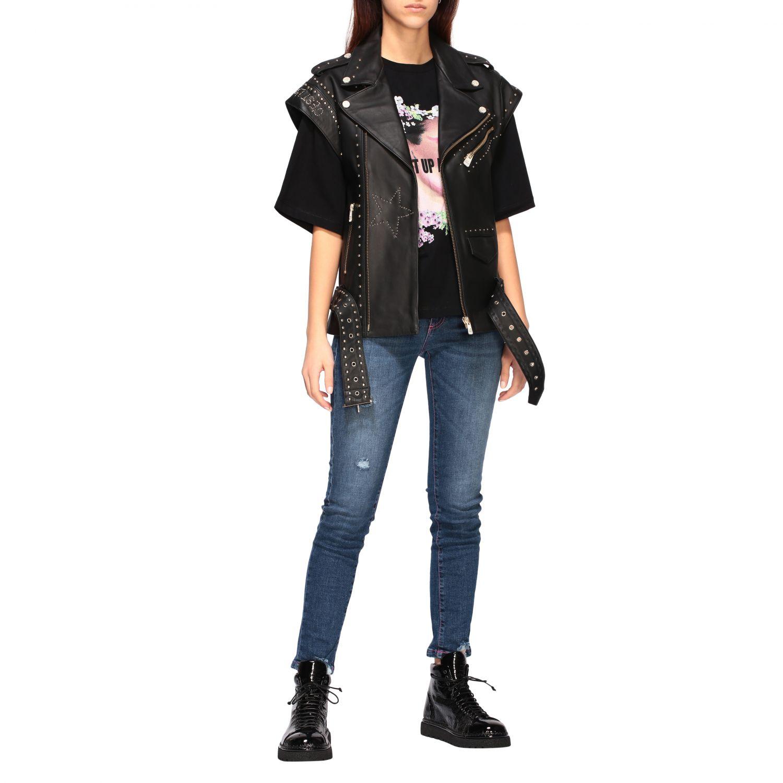 Jeans mujer Frankie Morello denim 2