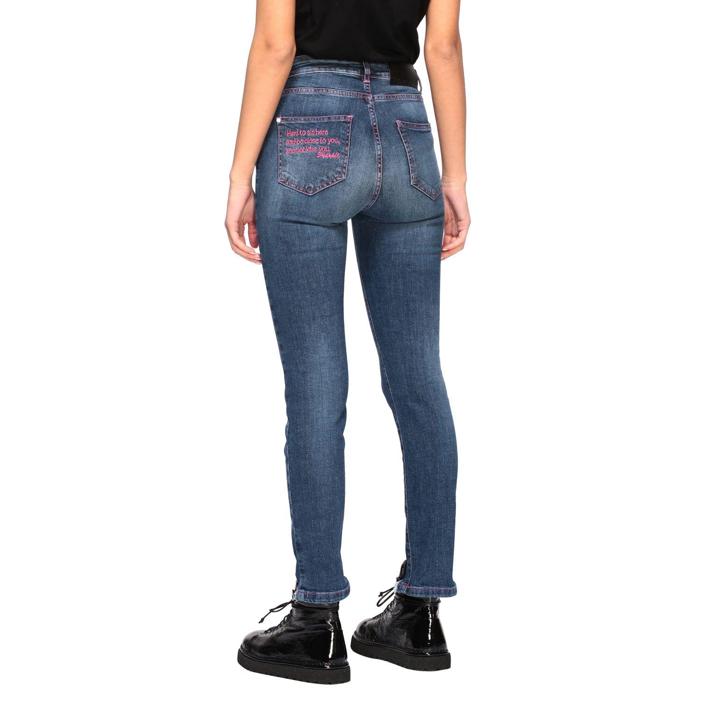 Jeans mujer Frankie Morello denim 3