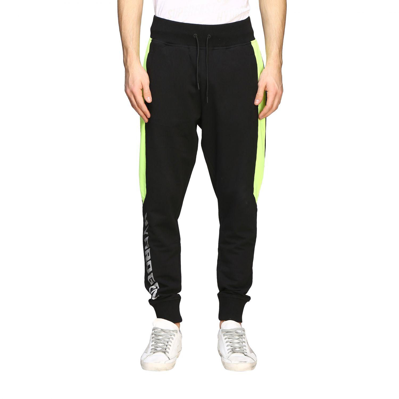 Pantalon homme Hydrogen noir 1