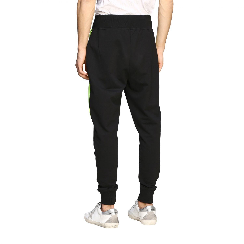 Pantalon homme Hydrogen noir 3