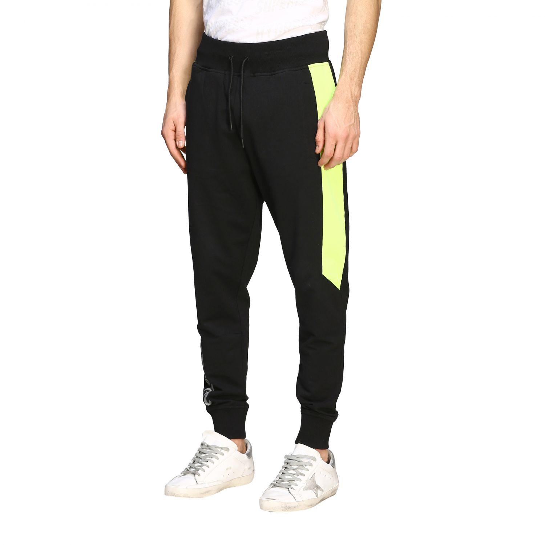 Pantalon homme Hydrogen noir 4