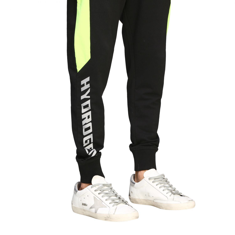 Pantalon homme Hydrogen noir 5