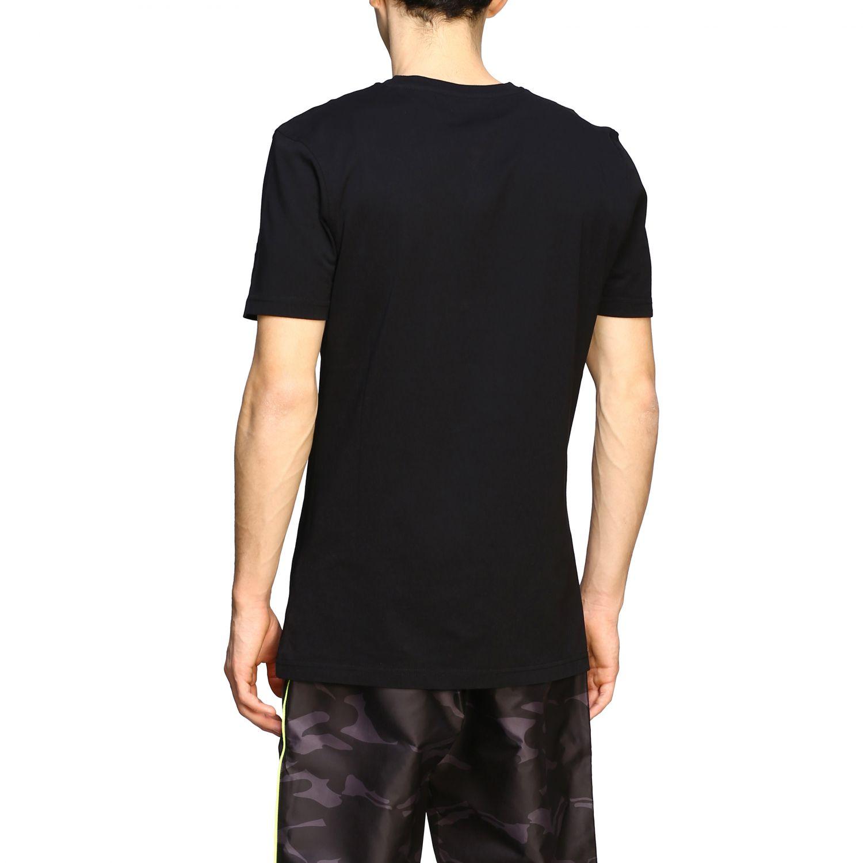 Camiseta hombre Hydrogen negro 3