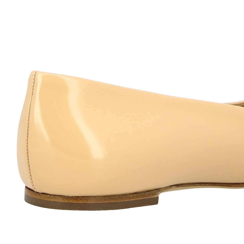 Manoletinas Salvatore Ferragamo: Zapatos mujer Salvatore Ferragamo nudo 5