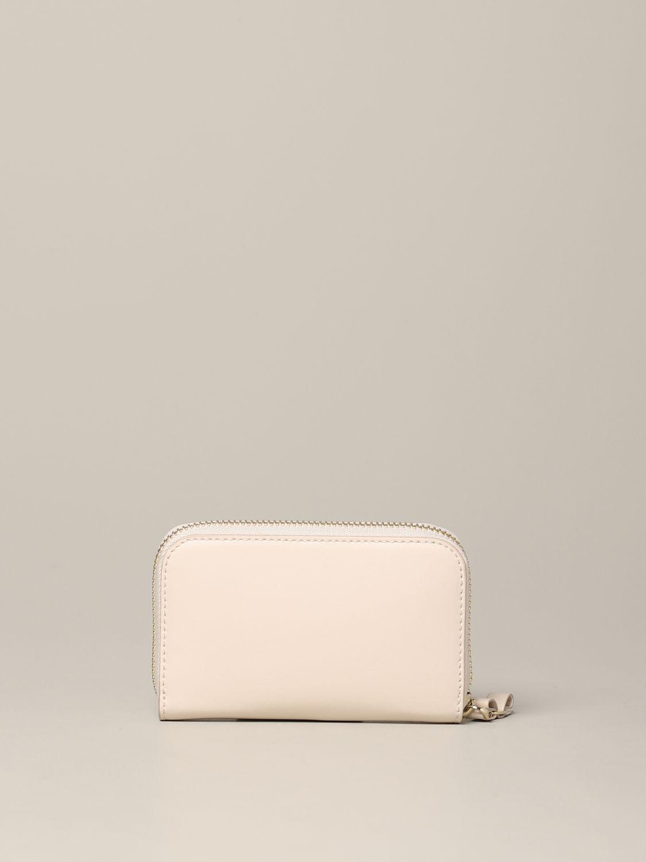 Wallet women Salvatore Ferragamo beige 3