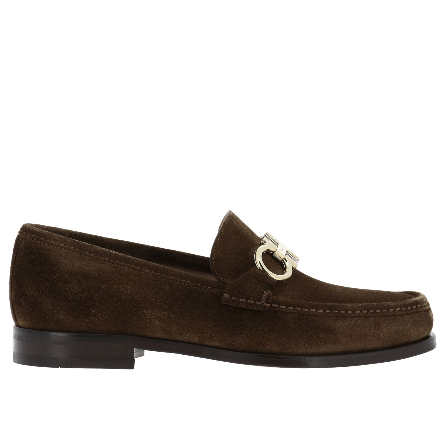 Shoes men Salvatore Ferragamo brown 1