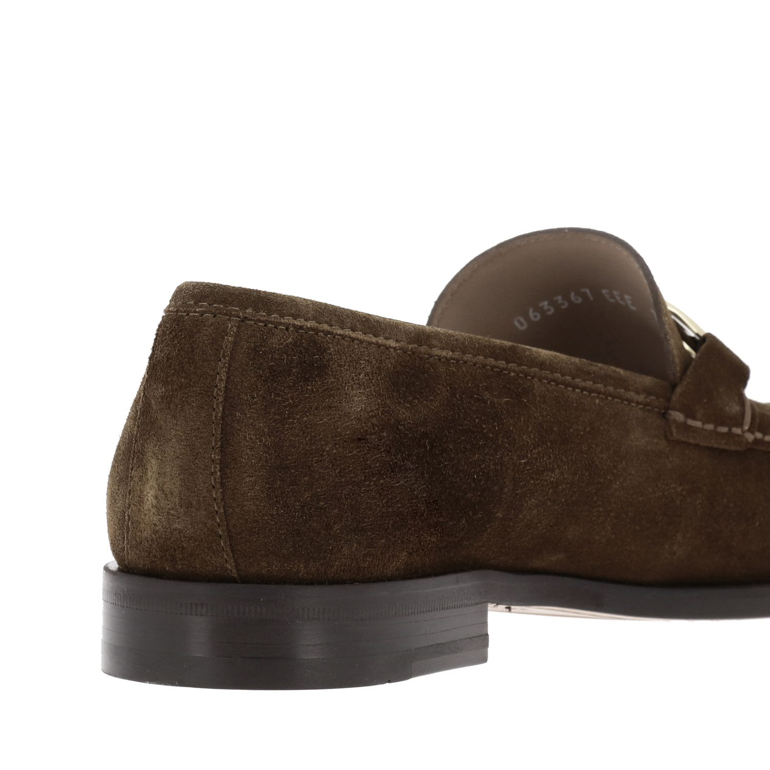 Shoes men Salvatore Ferragamo brown 5