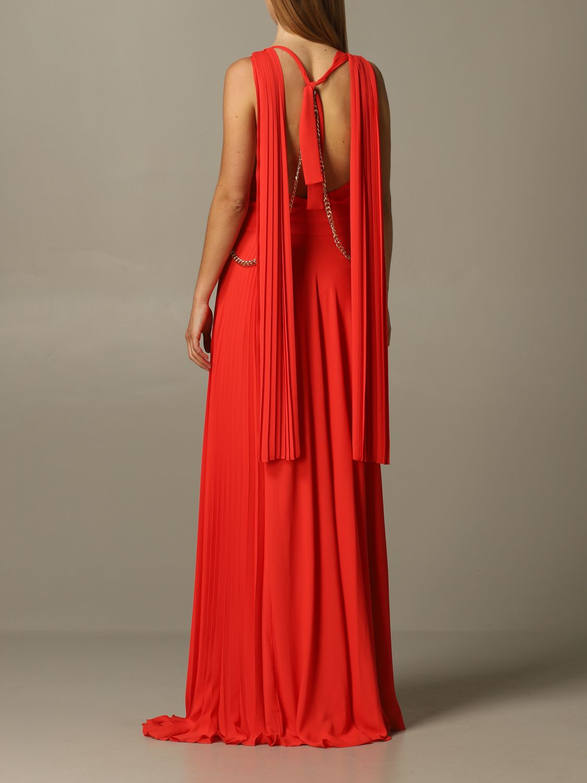 Kleid Hanita: Kleid damen Hanita korall 2