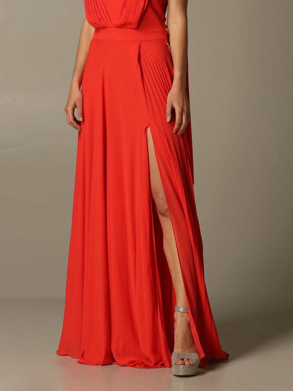 Kleid Hanita: Kleid damen Hanita korall 3