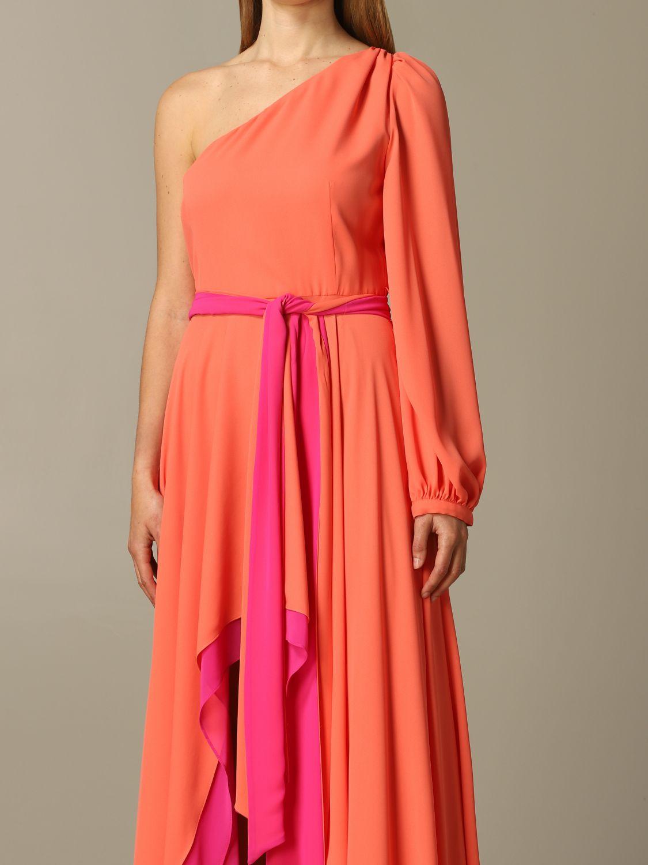 Dress Hanita: Dress women Hanita coral 3
