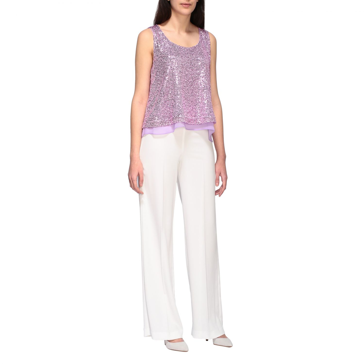 Top women H Couture lilac 2