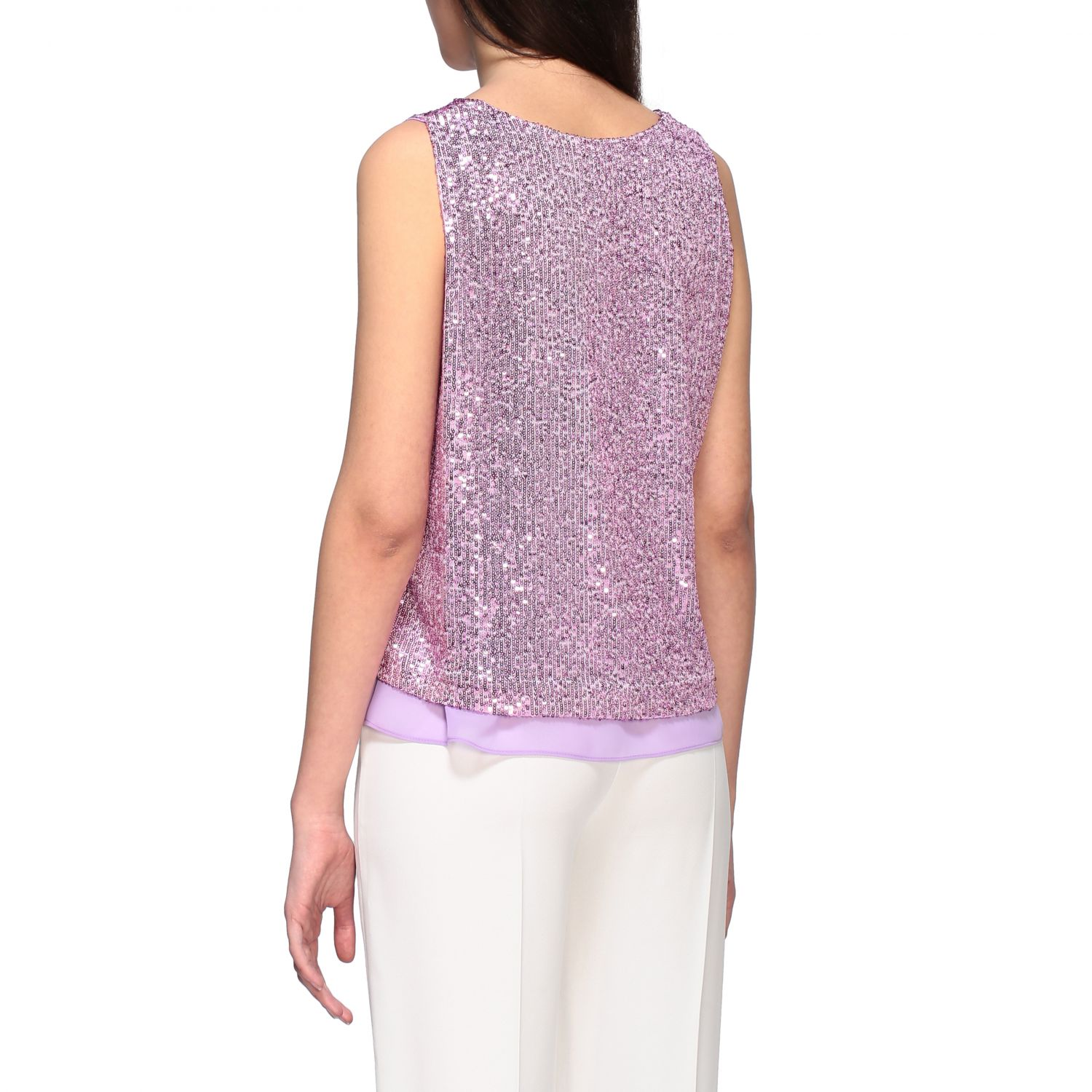 Top women H Couture lilac 3