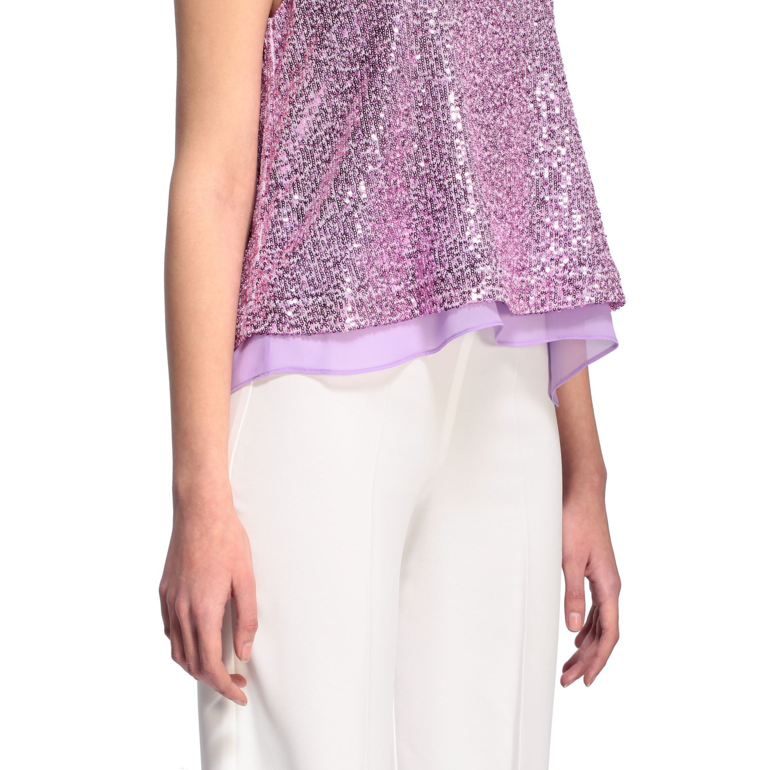 Top women H Couture lilac 5