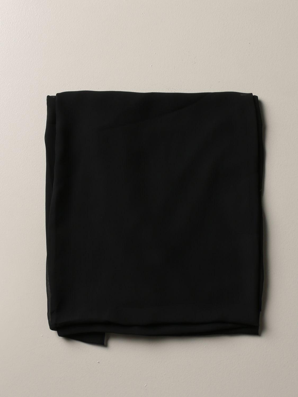 Neckerchief H Couture: Neckerchief women H Couture black 1