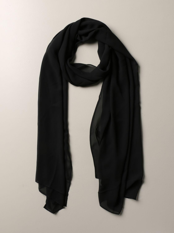 Neckerchief H Couture: Neckerchief women H Couture black 2