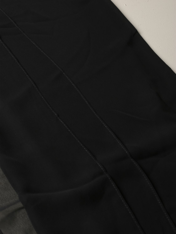 Neckerchief H Couture: Neckerchief women H Couture black 3