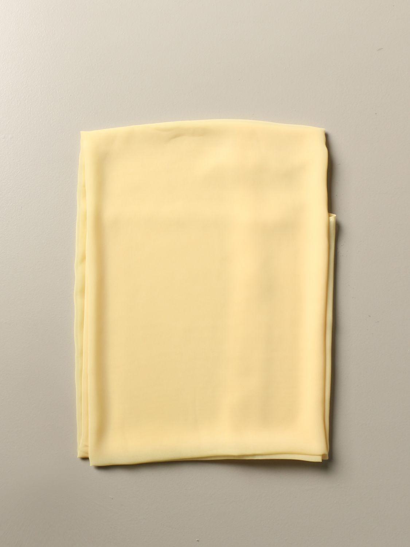 Seidentuch H Couture: Seidentuch damen H Couture gelb 1