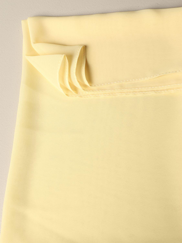 Seidentuch H Couture: Seidentuch damen H Couture gelb 3