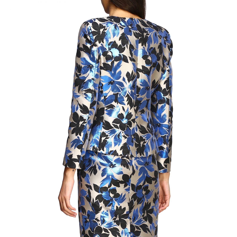 Suit Boutique Moschino: Blazer women Boutique Moschino blue 3