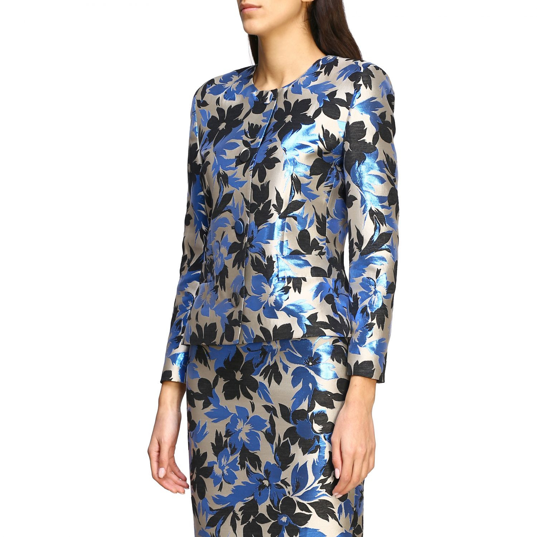 Suit Boutique Moschino: Blazer women Boutique Moschino blue 4