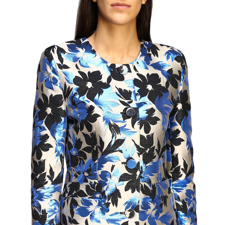 Suit Boutique Moschino: Blazer women Boutique Moschino blue 5