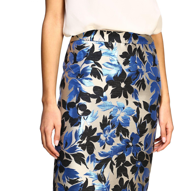 Suit Boutique Moschino: Skirt women Boutique Moschino blue 5