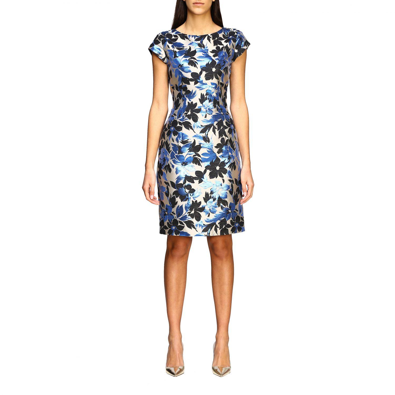 Dress Boutique Moschino: Dress women Boutique Moschino blue 1