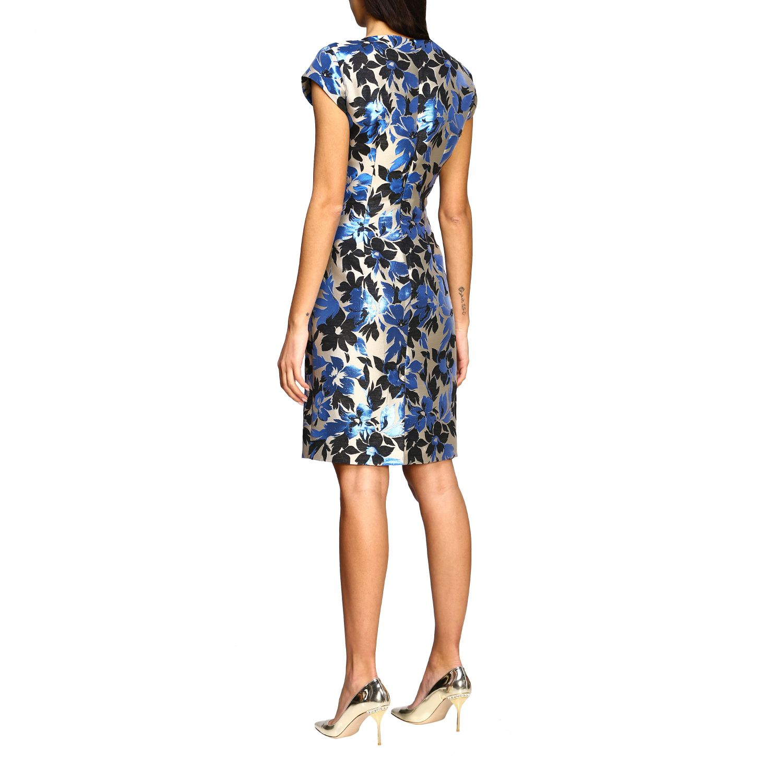 Dress Boutique Moschino: Dress women Boutique Moschino blue 2