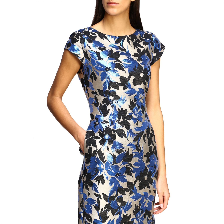 Dress Boutique Moschino: Dress women Boutique Moschino blue 4