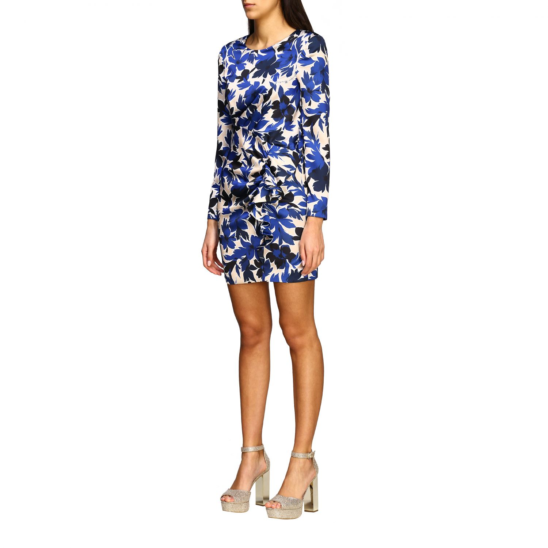 Dress Boutique Moschino: Dress women Boutique Moschino blue 3