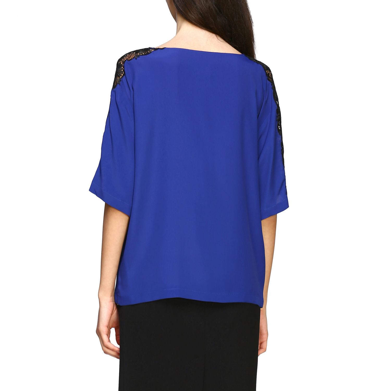 Top Boutique Moschino: Top women Boutique Moschino blue 3