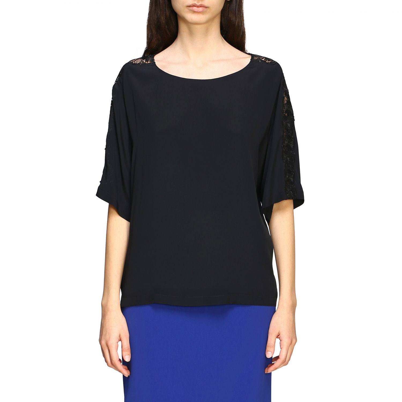 Jumper Boutique Moschino: Top women Boutique Moschino black 1